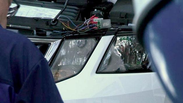 Auto-Lumière, garage électricité automobile